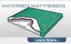 waterbed mattress, waterbed