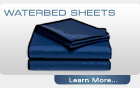 waterbed sheets, water bed