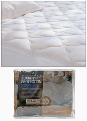 Luxury Protection™ Mattress Pad