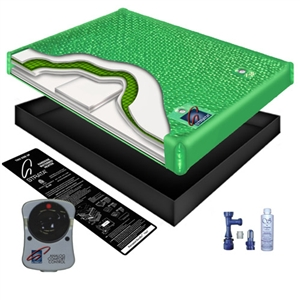 STRATA G800 Waterbed Mattress Bundle