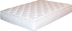 Legacy: Ivory Pillow top Waterbed Mattress Cover