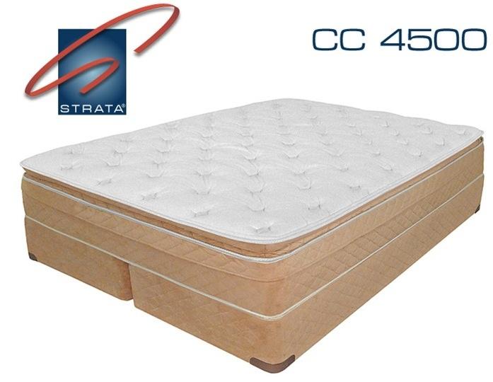 Strata CC4500 Softside Waterbed Mattress