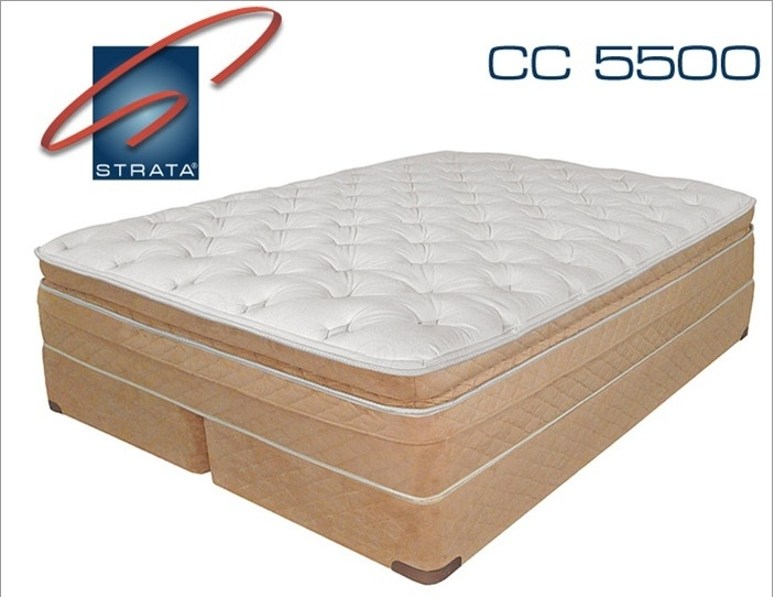 Strata CC5500 Softside Waterbed Mattress
