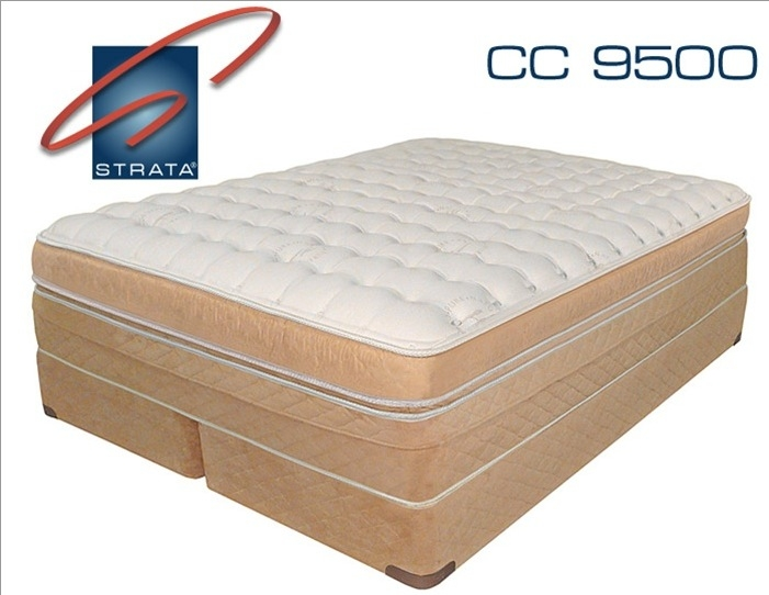 STRATA CC9500 Softside Waterbed Mattress