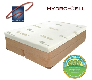 Strata® CC Hydro-Cell Softside Waterbed Mattress
