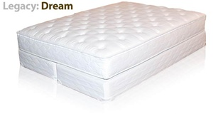 LEGACY: DREAM SOFT SIDE WATERBED MATTRESS