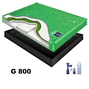 Genesis 800 100% Waveless Waterbed Mattress