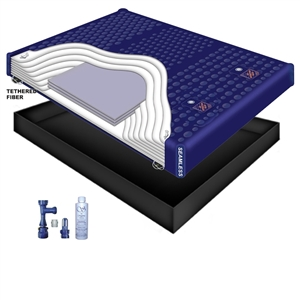 Luxury Support 8300 Waveless Waterbed Mattress