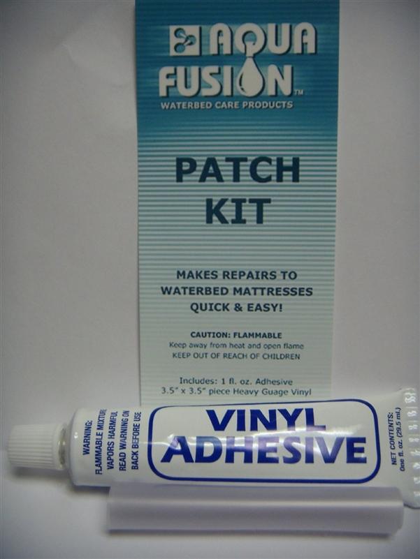 Waterbed Vinyl Repair Kit