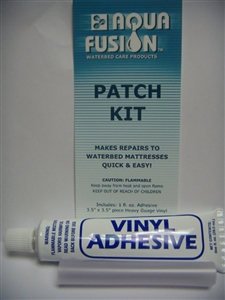Waterbed Vinyl Repair Kit