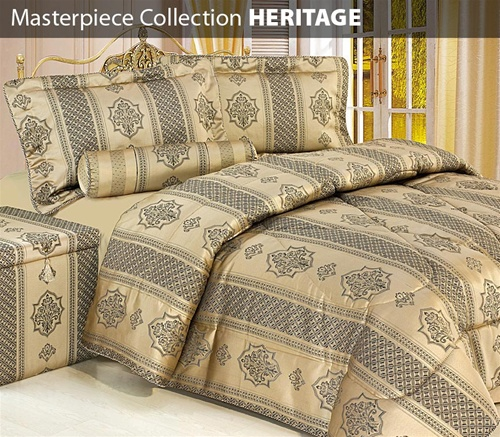 Masterpiece Collection 6 Piece Treasure Chest Comforter