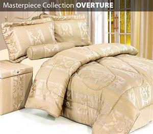 Masterpiece Collection 6 Piece Treasure Chest Comforter Set OVERTURE