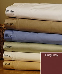 1000 TC Egyptian Cotton Waterbed Sheet Set