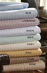 650 TC Egyptian Cotton Waterbed Sheet Set