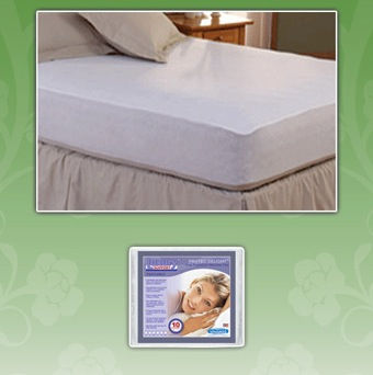 Bed Protector™ Mattress Pad
