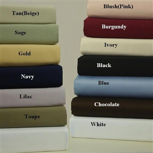 450 THREAD COUNT ATTACHED WATERBED SHEET SETS