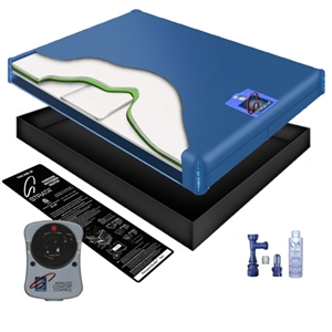 Strata G500 Waterbed Mattress Bundle