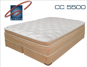 Strata® CC5500 Softside Waterbed Mattress