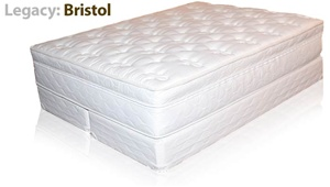 Legacy: Bristol soft side waterbed mattress