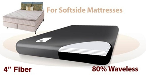 Ruby 2K Ruby 80% Waveless Softside Waterbed Replacement Bladder