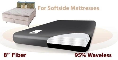 Legacy Us Made Ruby 4k 95 Waveless Softside Waterbed Replacement Bladder