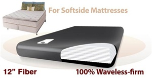 Legacy US-Made Ruby 6K 100% Waveless Firm Softside Waterbed Replacement Bladder