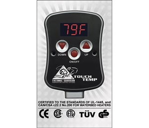 Touch Temp Digital Waterbed Heater - Full Watt