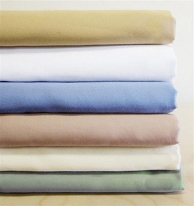 200 TC Percale Waterbed Sheets