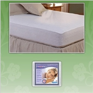 ProTec Waterproof Hypoallergenic & Dust Mite Resistant Mattress Cover